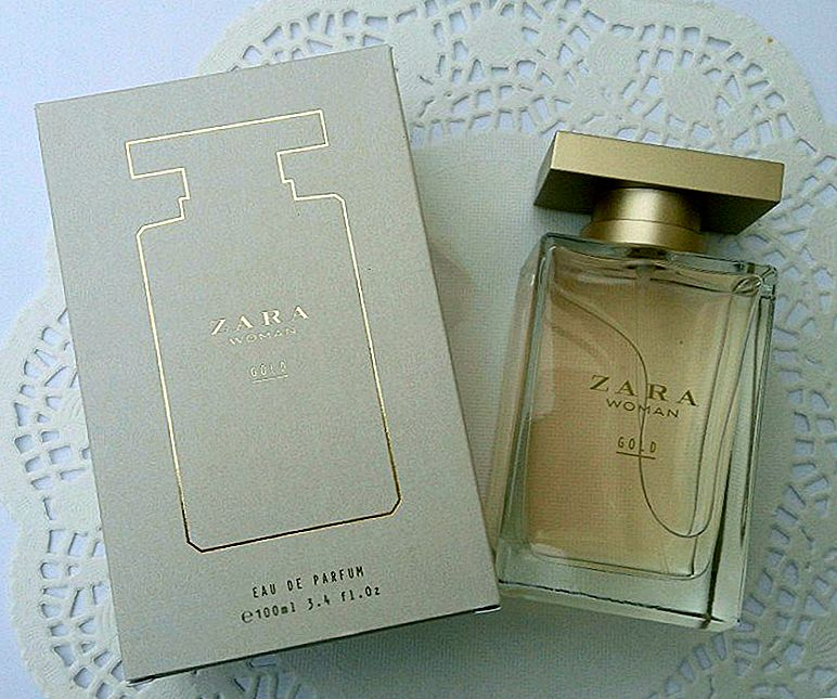 волосы Zara Woman Gold Eau De Parfum Review